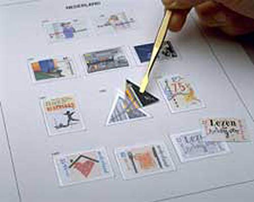 DAVO 13351 Luxe index stamp album Europe VI Cept: 2010-