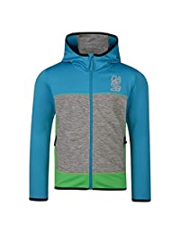 Dare2B Childrens/Kids Restate Core Stretch Jacket (15-16 Years) (Light Blue/Pure Green)