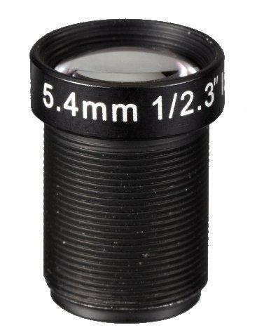5.4 MM 10メガピクセルフラットレンズwithout IRフィルタfor GoPro Hero 3 3 + 4ブラックシルバースポーツカメラ   B0768CGTZX
