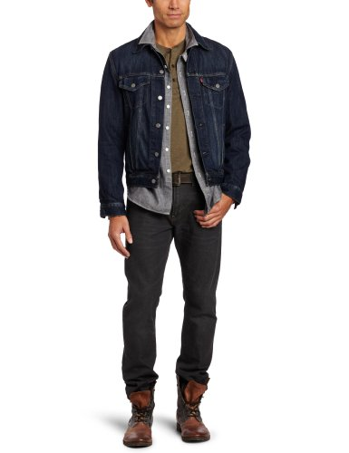 Levis Mens Big Tall Relaxed Jacket