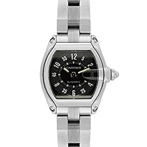 Cartier Roadster automatic-self-wind mens Watch W62004V3 (Certified Pre-owned)