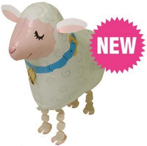 Walking Balloon Animal - Sheep 24 Inches by BWS