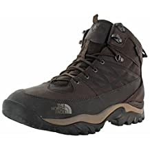 The North Face Storm Winter WP Men's Waterproof Boots Brown Size 12
