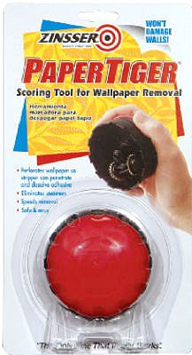 Zinsser & 02966 Paper Tiger Wallcovering Scoring Tool