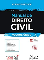 Manual de Direito Civil - Vol. Único: Volume único