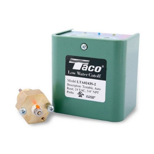 Taco LFA0243S-1 Electronic Low water Cut-Off 24V - Auto Reset