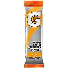 Gatorade Powder Sticks, Orange, Makes 20 ounces/stick (Pack of 8)