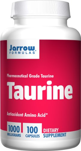Jarrow Taurine 1000, 100 caps ( Multi-Pack)