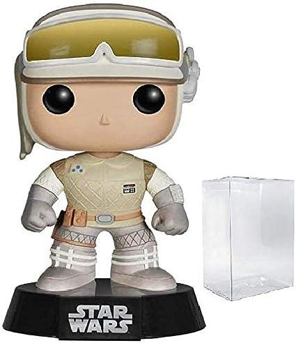 Star Wars Luke Skywalker Hoth Pop Vinyl Figure 34