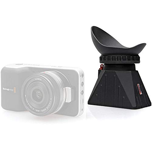 Zacuto Camera Z-Finder for Blackmagic Pocket Cinema Camera 3.5 LCD Screen