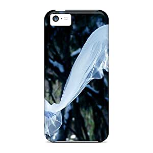 New Premium Flip Case Cover Snow Bride Skin Case For Iphone 5c