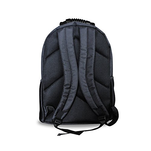Casual Trip Double Backpacks zipped Travelling Bag School Laptop Stylish College Cat Daypacks Weekend Casual Print Polyester Hiking Felt Bookbags Dog Backpack dog5 for Students Cute ThiKin Black U8qSvq