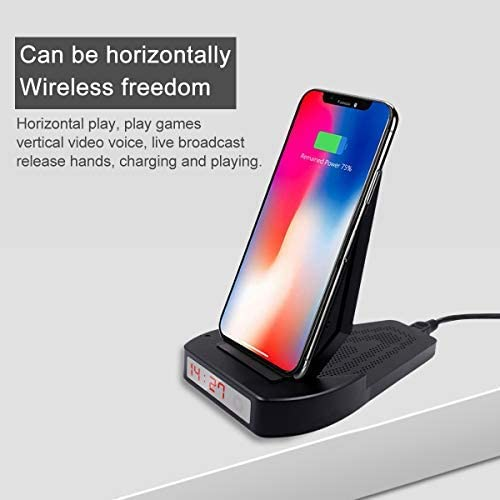 Mini Spy Camera WiFi Hidden Camera Small Wireless Charger Security Cameras System for Home Secret-HD 1080P Motion Detection Remote View Surveillance Cameras