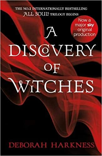 Image result for a discovery of witches book