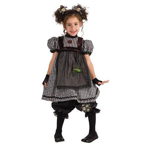 Gothic Ragdoll Deluxe Costume Size: Medium