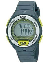 Timex Women's T5K7639J Ironman Oceanside 30-Lap Gray Resin Strap Watch
