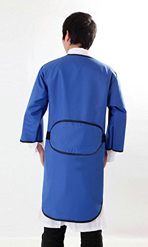 X-Ray Radiation Protection Apron 0.35mmPb Long Sleeve Thyroid Collar Size S Beltgift by Tool