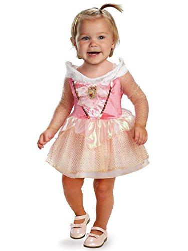 Infant Disney Princess Dress (AURORA INFANT Costume(Size:12-18M))
