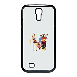 The Big Bang Theory Samsung Galaxy S4 9500 Cell Phone Case Black phone component RT_296920