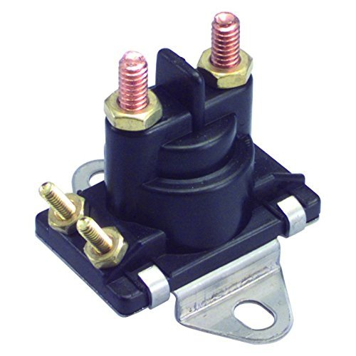Trim Solenoid - New Marine Starter Tilt Trim Relay Solenoid For MerCruiser 89-96158T Fits Mercury & Mariner Outboards 35 to 275 HP Starters and Trim