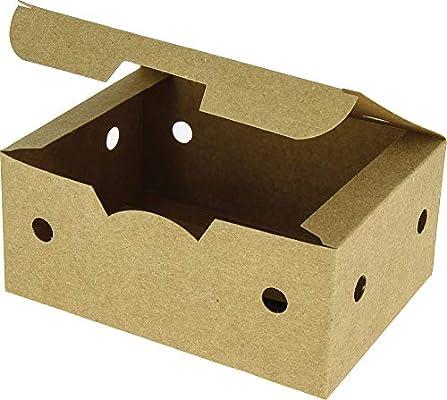 Firplast 333140KR - Caja de cartón, 140 x 102 x 61 mm: Amazon.es ...