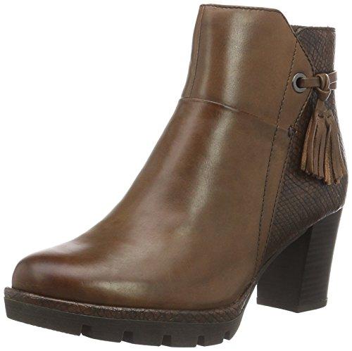 Jana Shoes Womens 25304-27-305 Cognac In Pelle Cognac