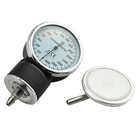 Denshine precisión manguito de presión arterial Monitor y estetoscopio Set - Tensiómetro aneroide: Amazon.es: Salud y cuidado personal
