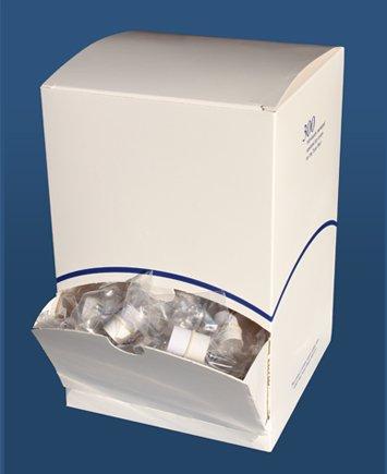 Автоматизированная Ophthalmics индивидуально упакованные Совет Обложки 200 в коробке