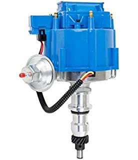 A-Team Performance HEI Complete Distributor Straight 6 Cylinder 240 and 300 65K Coil Compatible