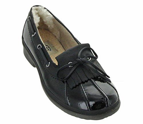 UGG Women's Haylie Black Loafer 7 B (M)