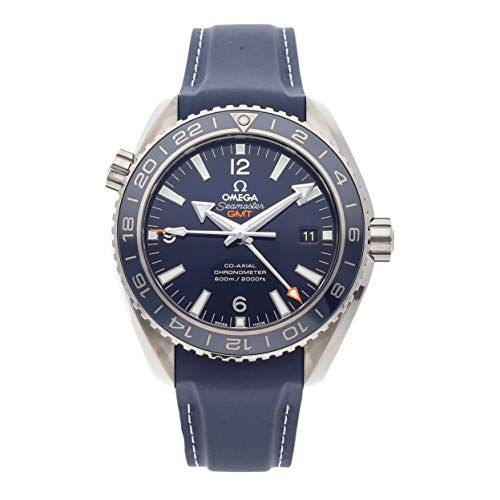 Omega Seamaster Mechanical (Automatic) Blue Dial Mens Watch 232.92.44.22.03.001 (Certified Pre-Owned)