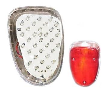 Radiantz LED Tail Light for Yamaha Road Star and V-Star on