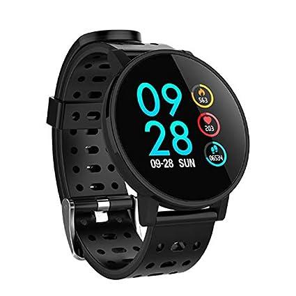 Amazon.com: SODIAL Smart Watch Waterproof Activity Fitness ...