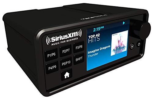 SiriusXM GDI-SXBR2 Music for Business Internet Radio