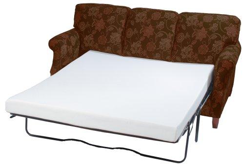 Serenia Sleep 4-1/2-Inch Memory Foam Sleep Sofa Mattress, Twin