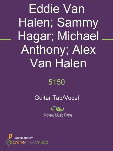 Eddie Van Halen 5150 - 5150