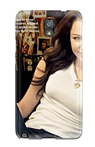 Lori Cotter Elodie's Shop Hot Case Cover Galaxy Note 3 Protective Case Miley Cyrus 24 9156365K66350083