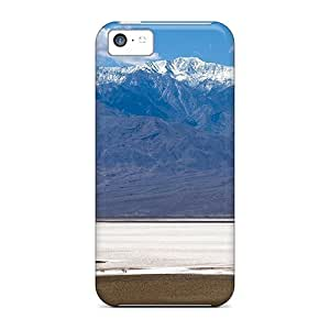 NikRun Fashion Protective Look Out Across The Valley Case Cover For Iphone 5c hjbrhga1544