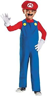 Disguise Toddler Mario Costume - 2T