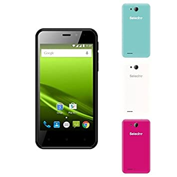 """Selecline Smartphone 4-4"""" - Android 6 Marsmallow - 4 x 1GHz - 512MB"""