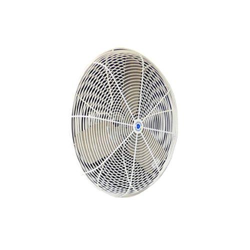 20 White OSHA Guards Blade Material: Aluminum 1//4 hp SCHAEFER TW20W Oscillating Circulation Fan
