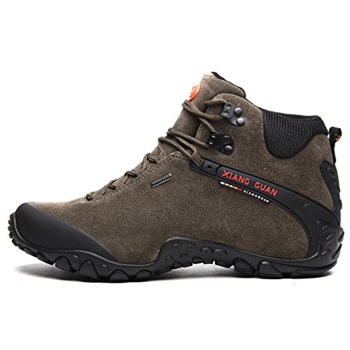 Xiang Guanneu outdoor funktions Stil A Verde sport professional Stivaletto mode Pantofole Militare Uomo HrFwH