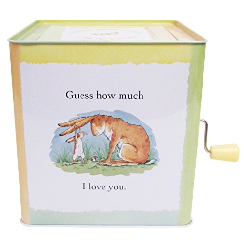 Guess How Much I Love You: Nutbrown Hare Jack-in-the-Box