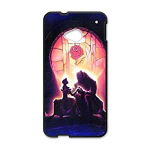 HTC One M7 Phone Case Beauty and the Beast BAB6043