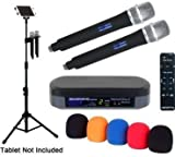Best Karaoke Mixers With Digital - VocoPro TabletOke-2MC Digital Karaoke Mixer With Bluetooth Receiver Review