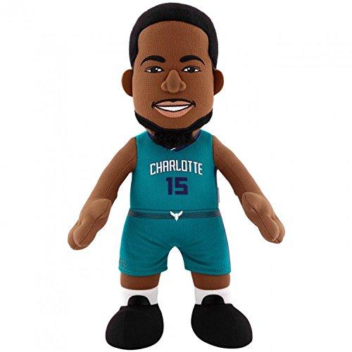 NBA Charlotte Hornets Kemba Walker Plush Figure, 10