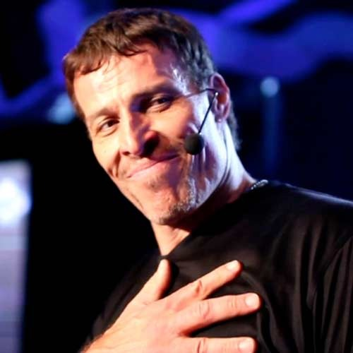 Anthony Robbins – Audio Books, Best Sellers, Author Bio