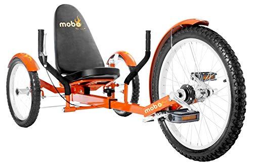 - Mobo Triton Pro Adult Tricycle for men & women. Beach Cruiser Trike. Adaptive 3-Wheel Bike (Renewed)
