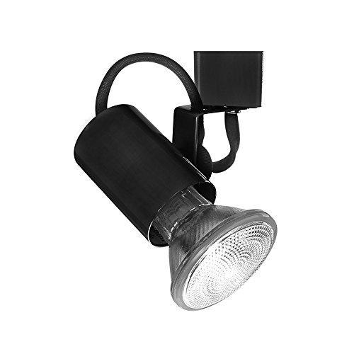 WAC Lighting HTK-178-BK H Series Line Voltage Track Head