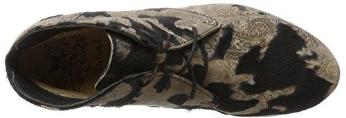 Think! Women's Guad Desert Boots Black (Sz/Kombi 09) SmbhggZGD